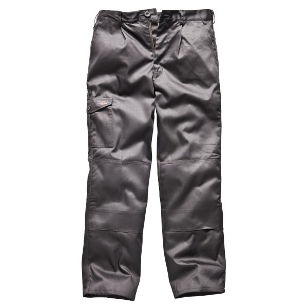Dickies Redhawk Super Trousers - Grey - 40 T