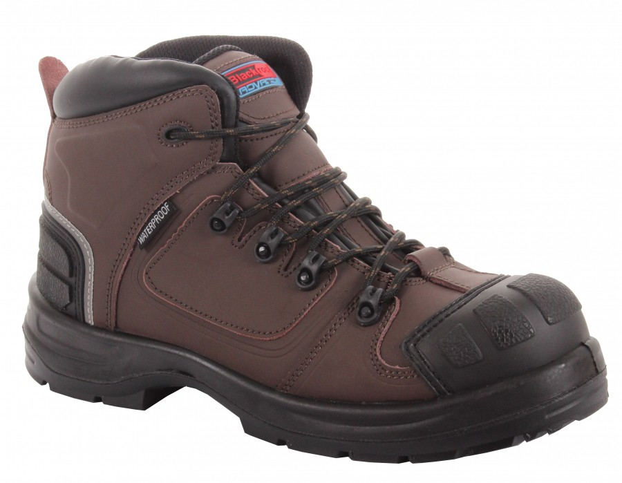 Blackrock Olympus Non-metallic Waterproof Boot Size 10 - Brown 