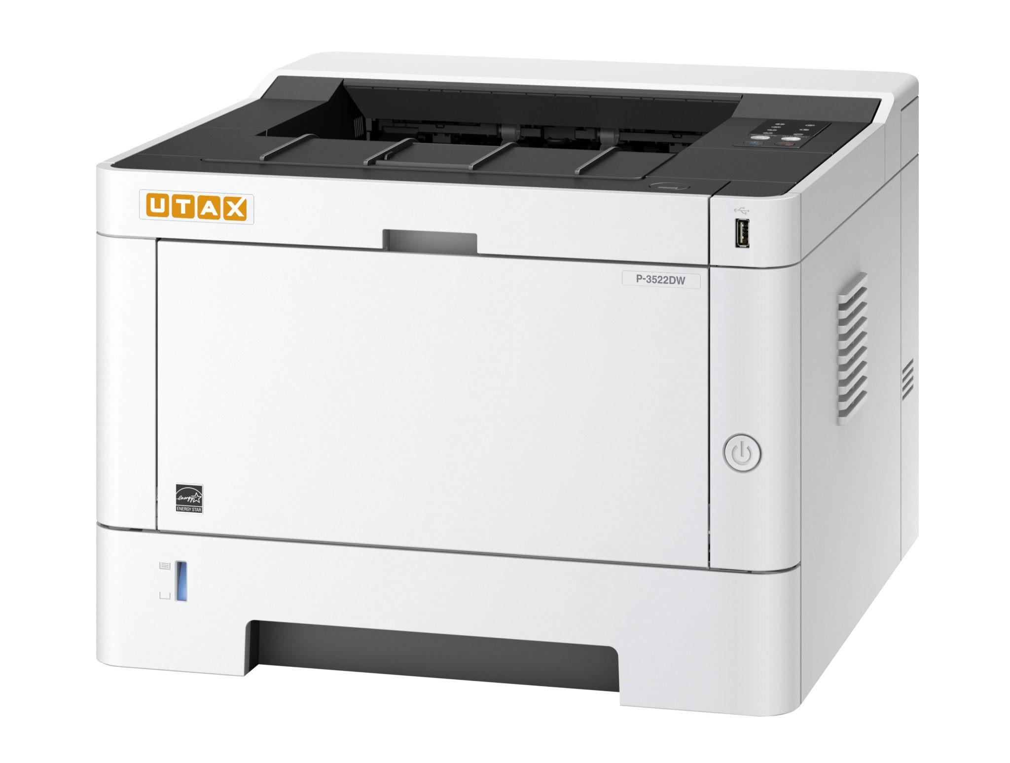 Utax P-3522DW Printer A4
