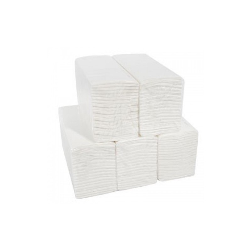 C-Fold Towel White Hand Towel 2-Ply Pk2400