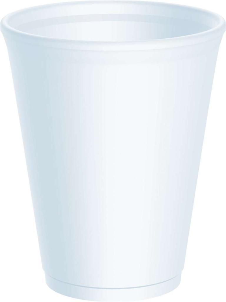 Polystryrene 10oz Cup Pk100