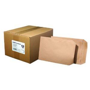 80gsm C5 Manilla Plain Envelope pk500