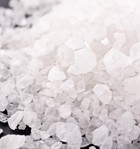 Pure White Rock Salt 25kg Bag