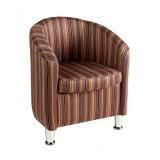 Tub Chair: Choice of fabrics