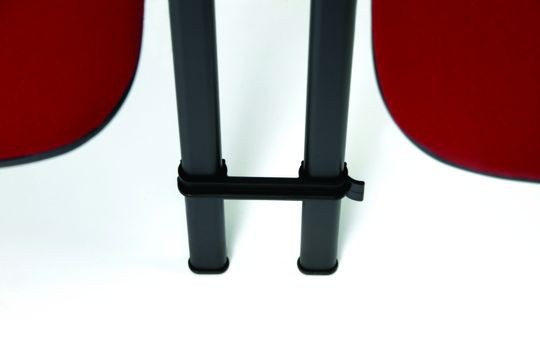 Fixed Linking Device for Flipper Range of Chairs