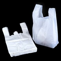 Image for White Vest Carrier 13x20x23