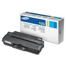 White Patent Samsung MLT-D103L Compatible Toner Cartridge