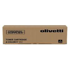 Olivetti MF452 Original Toner Cartridge Black  27