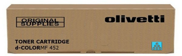 Olivetti MF452 Original Toner Cartridge Cyan 27