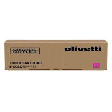 Olivetti MF452 Original Toner Cartridge Magenta 27