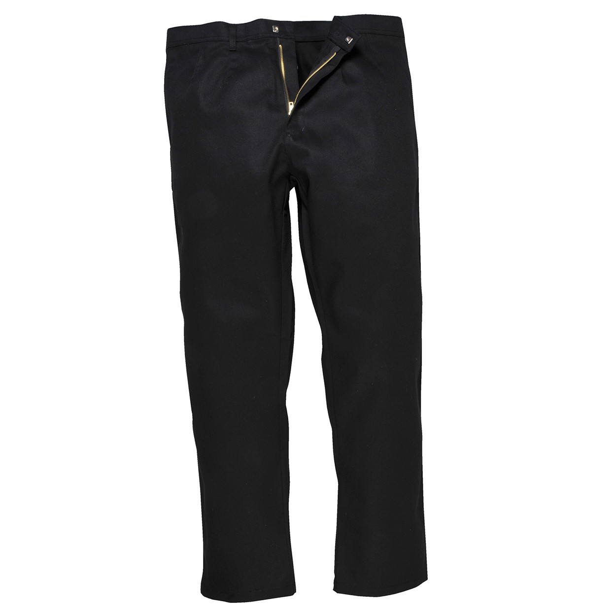 Portwest Bizweld Flame Retardant Resistant Work Trousers Pants Welding BZ30 - Size Large