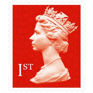 1st Class stamps (Small)  100 pk