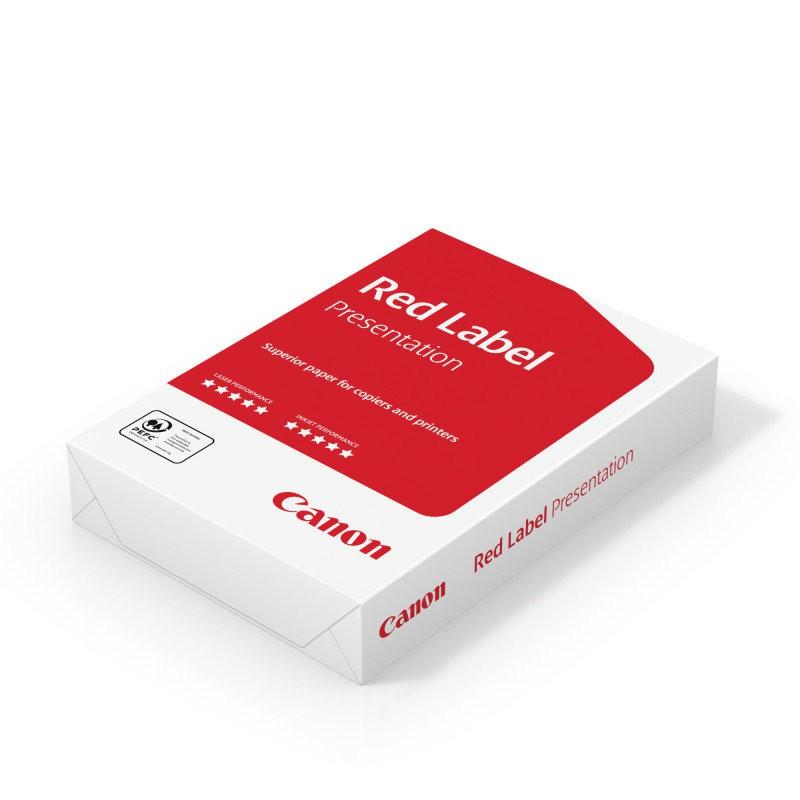 Canon Red Label Superior Paper FSC A Grade A4 120gsm Long grain (Pk 250)