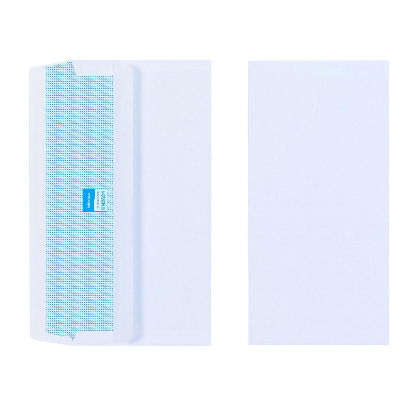 80gsm DL  Self Seal White Envelope pk 1000