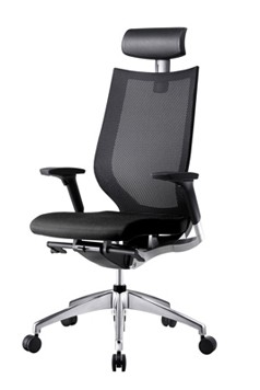 Fortis Executive Swivel High Back Chair