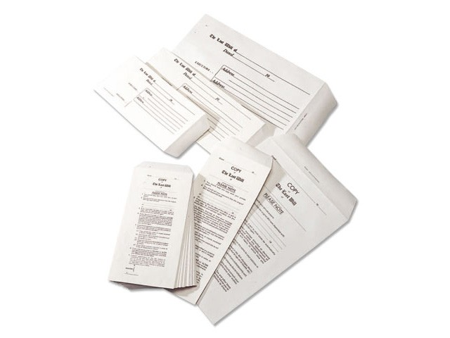 Original Will Envelopes 305x127mm Pk50 White