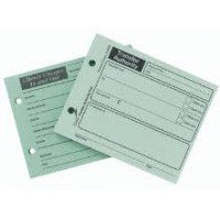 Image for Transfer Authority Pad Green Pk10