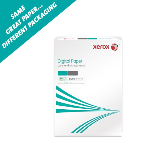 Xerox Digital A4 White Paper PEFC Pack 500