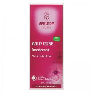 Image for Weleda Wild Rose Spray Deodorant - 100ml