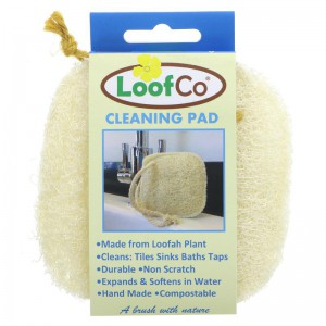 Image for Loofco Plastic Free  Cleaning Pad - 6 x 1