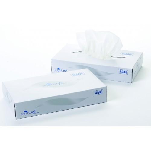 Man Size Facial Tissues 70 Sheets, 2 ply
