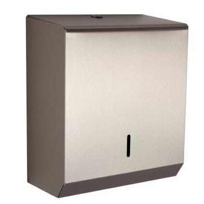 Hand Towel Dispenser - Stainless Steel
