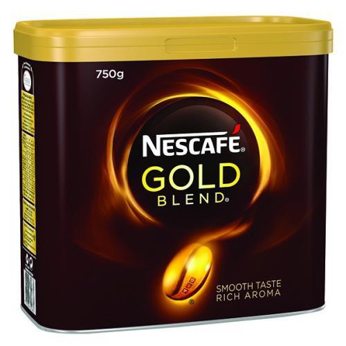 Nescafe Gold Blend Coffee 750g Tin