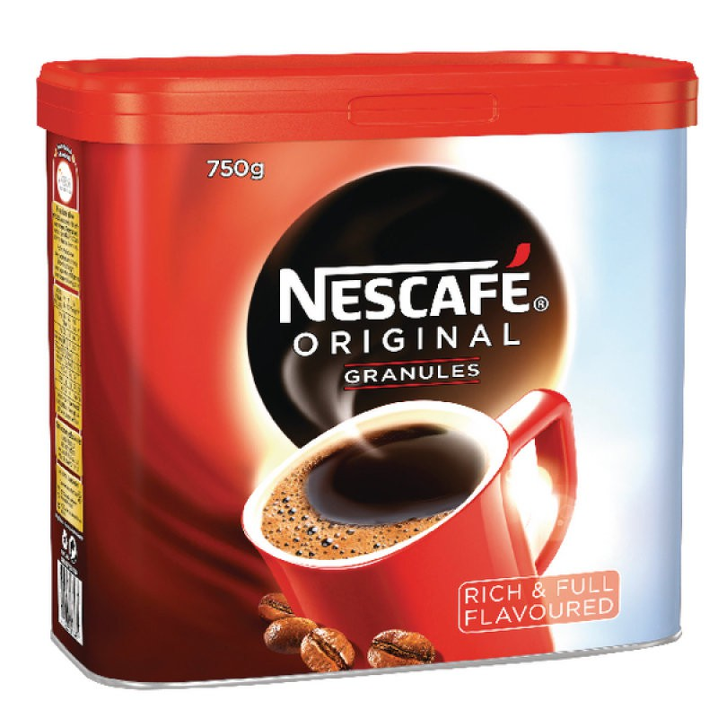 Nescafe original granules 750g