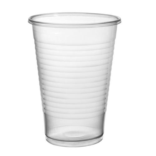 Clear Plastic Non-Vending Cups (07062) Case of 2000