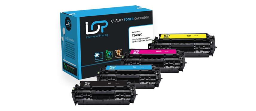 Paperstation Compatible Laser Toner Cartridge TK580C Cyan