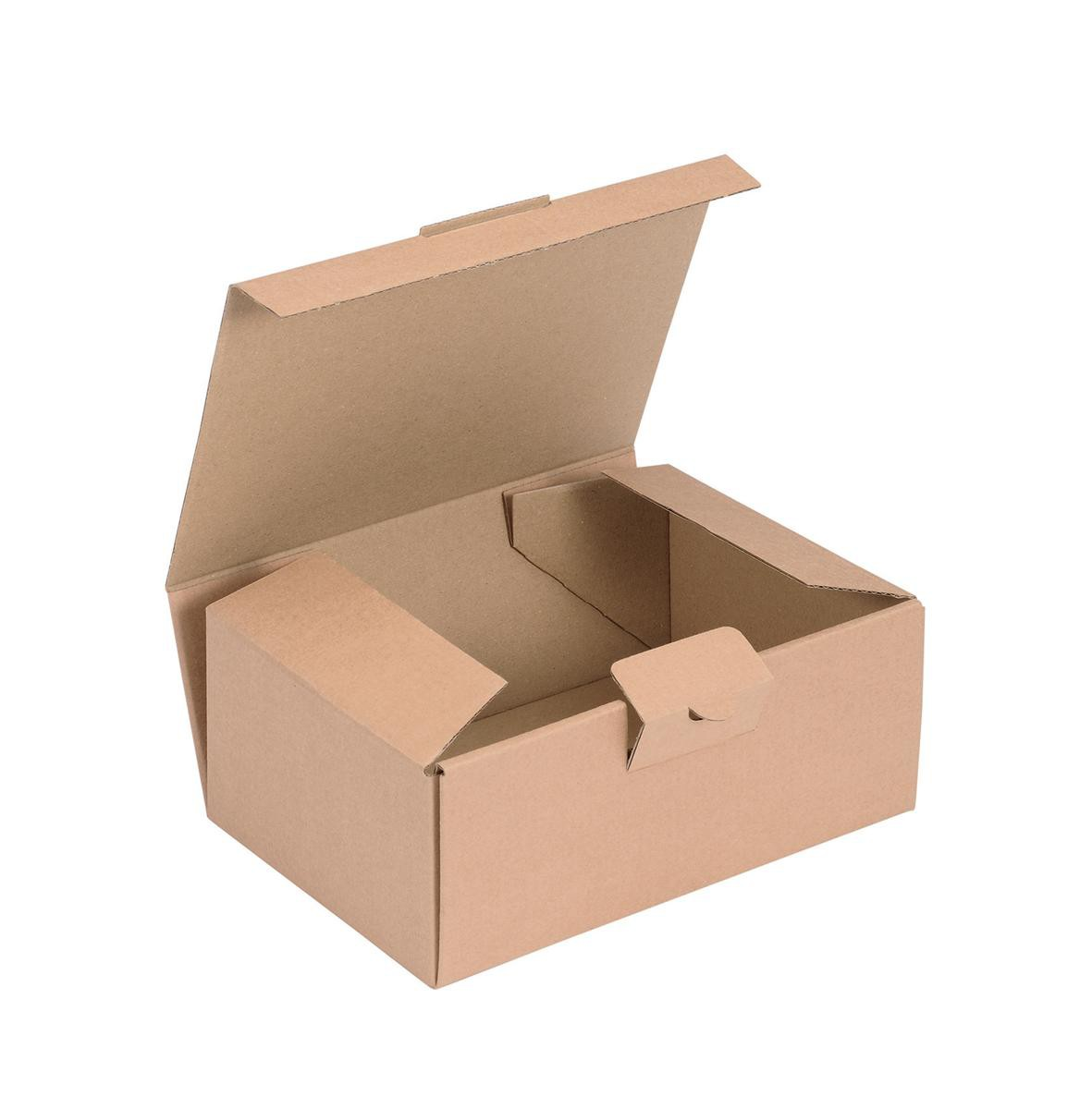 Postal boxes with dimensions - Internal 192x155x91mm External 212x161x96mm