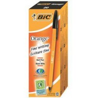 Image for Bic Fine Ball Pen Black