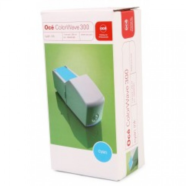 Oce Colorwave 300 High Capacity Cyan Ink 350ml -