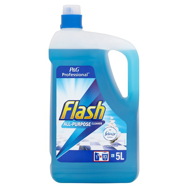 Flash All-Purpose Cleaner Cotton Fresh 5L