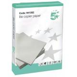 5 Star Lite A4 Copier Paper Pk500 (Box of 5 Reams)