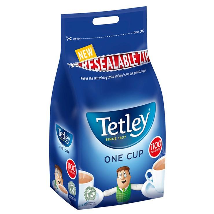 Tetley 1100 bags