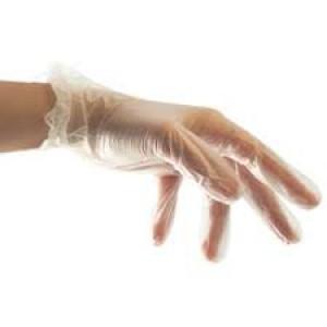 Mckinnon medium Vinyl powder free gloves Box of 100