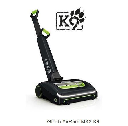 Gtech AirRam K9 - Gun Metal