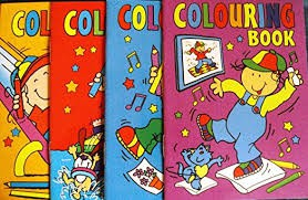A6 64 PAGE COLOURING BOOK PK24 WHB 2020 90028775