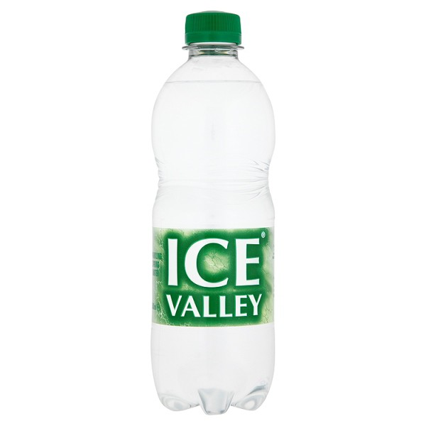Ice Valley Natural Mineral Water Sparkling 500ml PK24