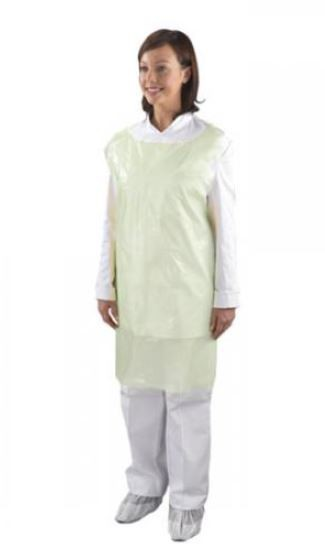 DISPOSABLE APRONS WHITE (ROLL OF 200) (X28) (NST)