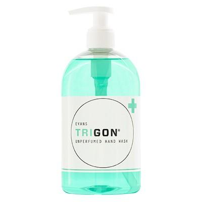 Evans Trigon Unperfumed Hand Wash 500ml