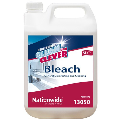 Professional Clean and Clever Bleach 5L