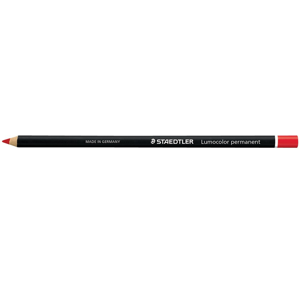 Glasochrom Pencil Red Pk12
