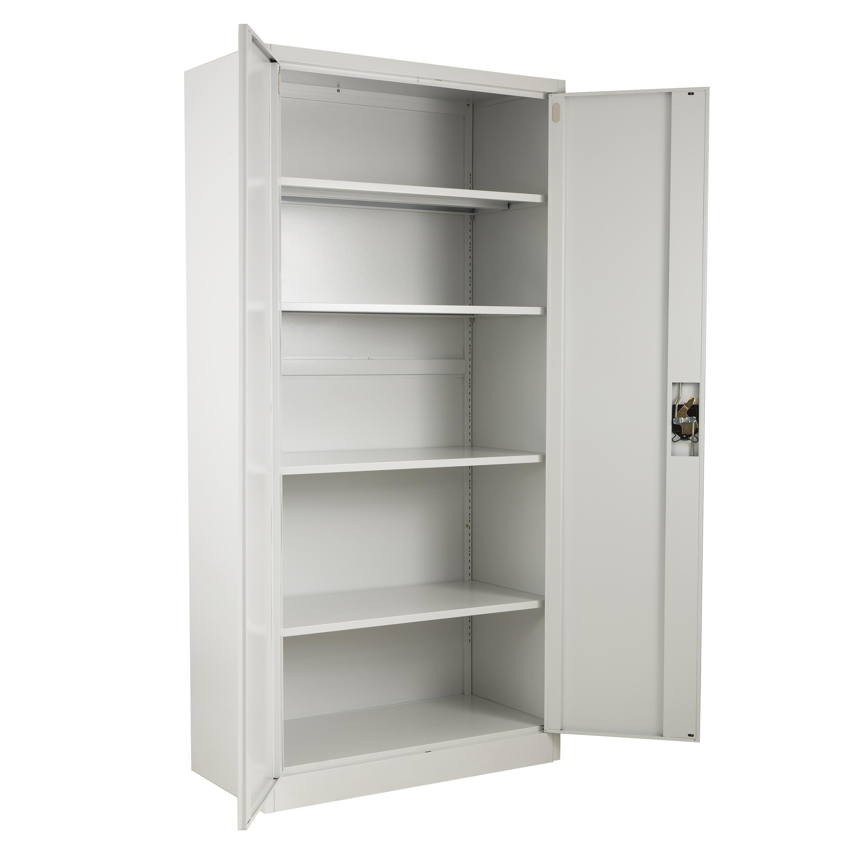Plain steel shelf for 2 door metal cupboards (suitable for RTA  & STM range)