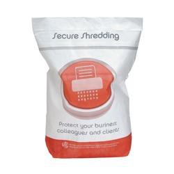 Secure Shredding Sacks Pk15