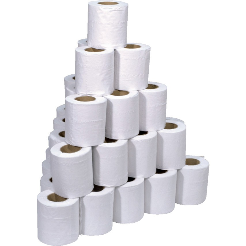 2 Ply Premium Softy Toilet Rolls Pack 40 Rolls