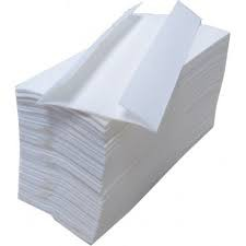 2Ply C Fold White Everyday Towels