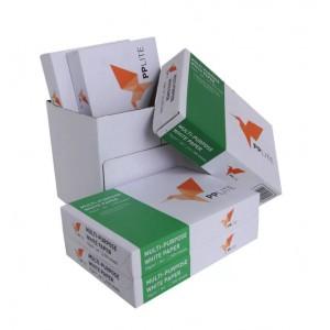 One Copier Paper White 210X297mm A4 (5 x Reams)