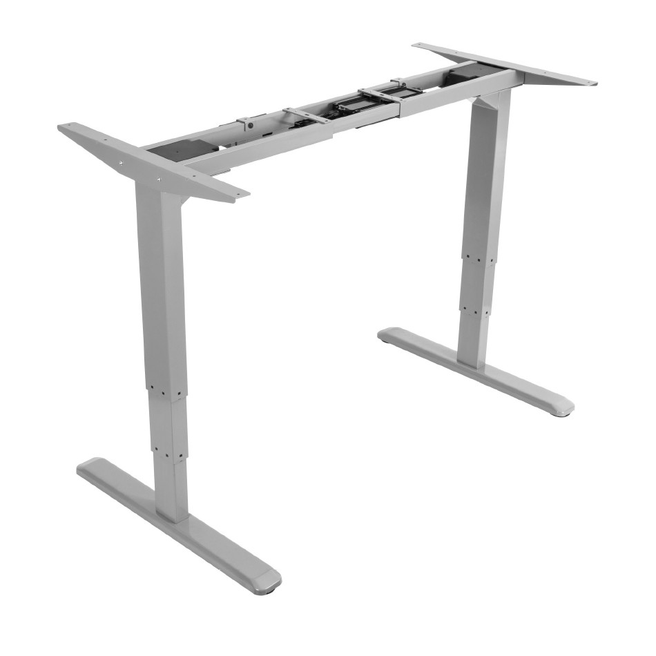 Active Height Adjustable Frame White